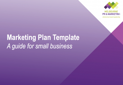 Marketing Plan Template - A guide for small PDF
